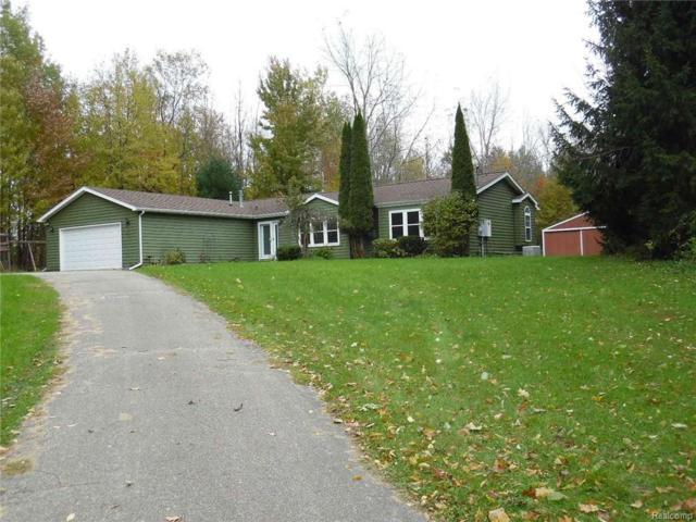 4214 Crawford Road, Dryden Twp, MI 48428 (#218098820) :: The Buckley Jolley Real Estate Team