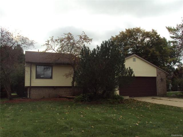 5099 Bantry Drive, West Bloomfield Twp, MI 48322 (#218100229) :: RE/MAX Classic