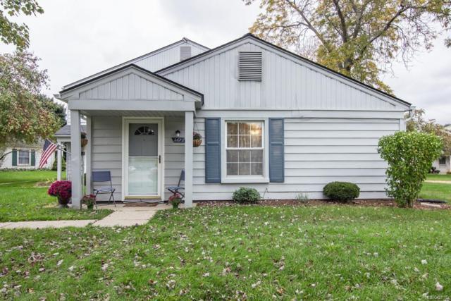 2672 Wildwood Crt #16, Orion Twp, MI 48360 (#218100442) :: Duneske Real Estate Advisors