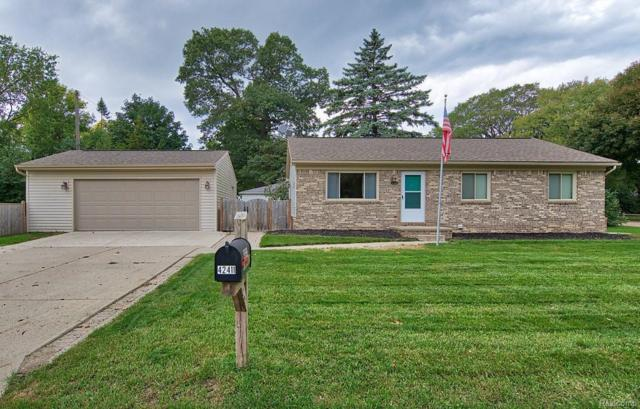 42411 Hammill Lane, Plymouth Twp, MI 48170 (#218100759) :: RE/MAX Classic