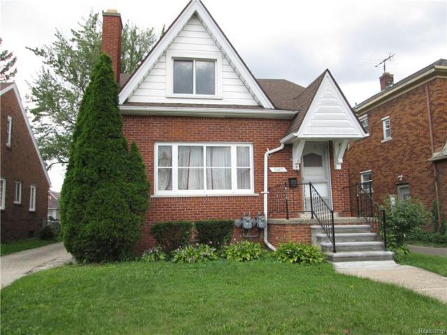 5937 Whittier, Detroit, MI 48224 (#218101216) :: RE/MAX Classic