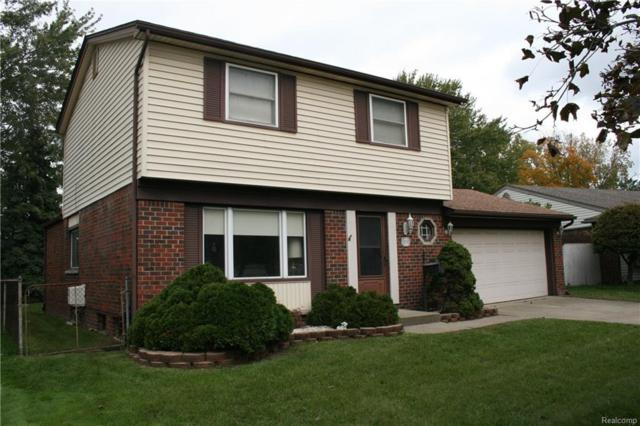 9295 Caprice Drive, Plymouth Twp, MI 48170 (#218101555) :: RE/MAX Classic