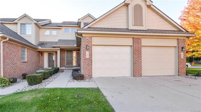 7207 Magnolia Lane, Waterford Twp, MI 48327 (#218101792) :: Duneske Real Estate Advisors
