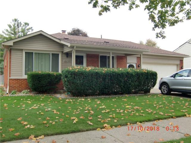 16208 Angelique Avenue, Allen Park, MI 48101 (#218102039) :: RE/MAX Classic