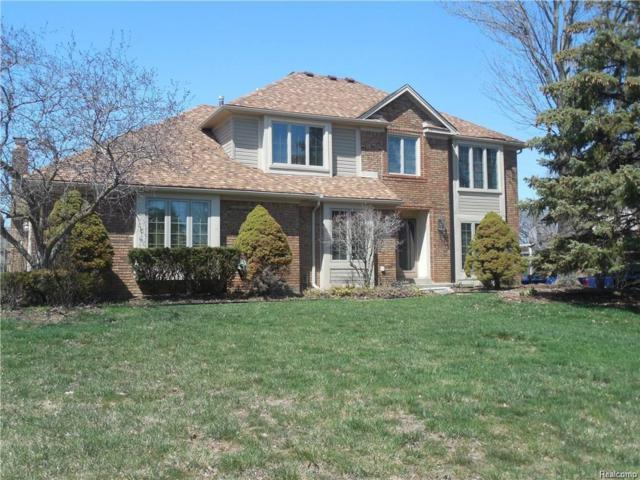 39170 Plumbrook Dr, Farmington Hills, MI 48331 (#218102463) :: The Buckley Jolley Real Estate Team