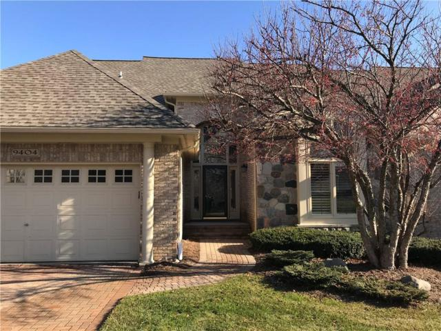 9404 High Pointe Court, Plymouth Twp, MI 48170 (#218102739) :: RE/MAX Classic