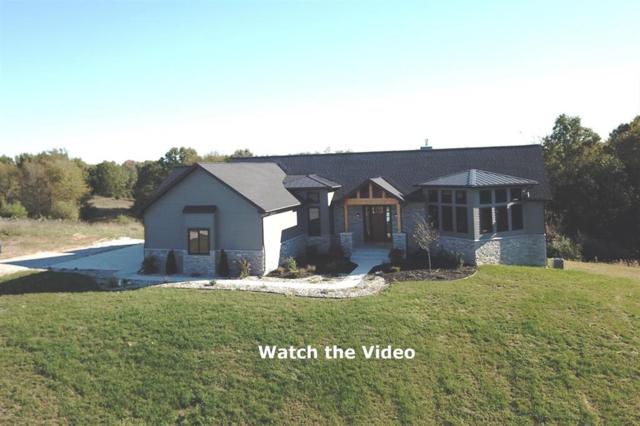 10485 Timberhill Road, Manchester Twp, MI 48158 (#543261113) :: RE/MAX Vision