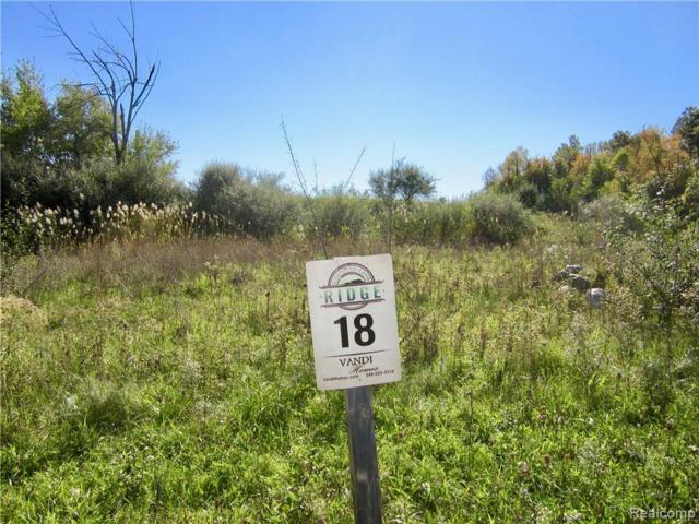 5353 Pebble Beach Drive, Metamora Twp, MI 48455 (#218103071) :: The Buckley Jolley Real Estate Team