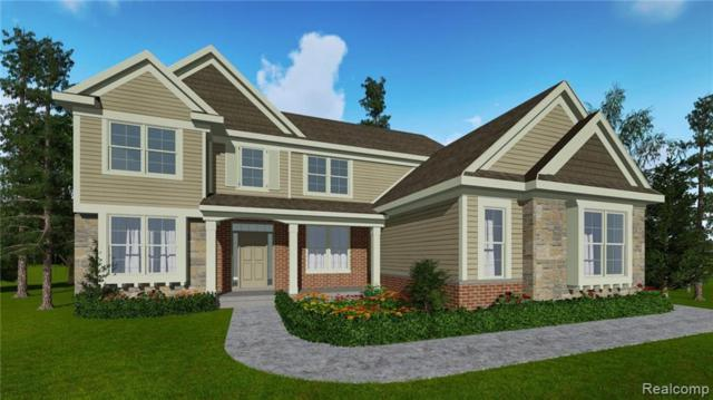 4138 Ascott  Lane, Commerce Twp, MI 48382 (MLS #218103396) :: The Toth Team