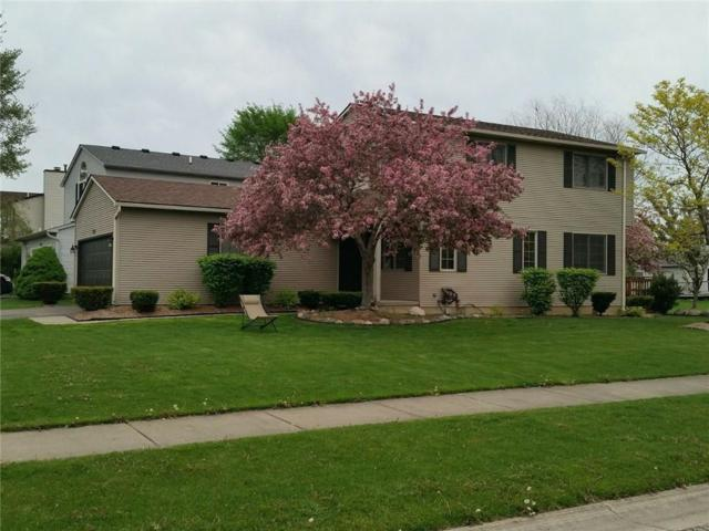 810 Talon Court, South Lyon, MI 48178 (#218103522) :: RE/MAX Classic