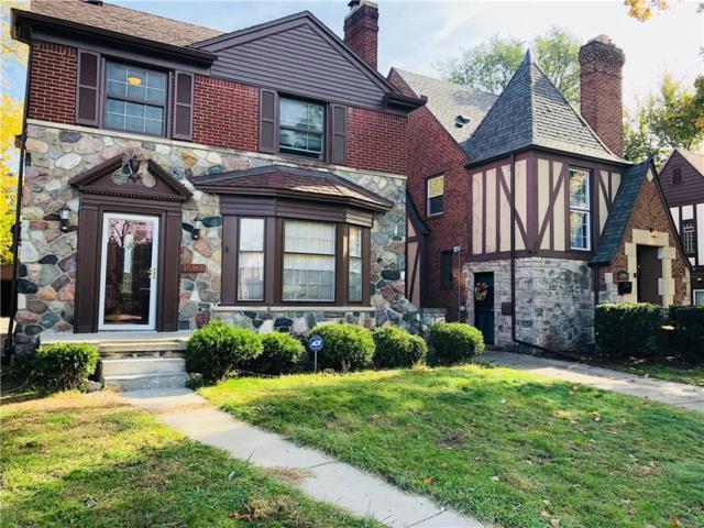 16860 Glastonbury Road, Detroit, MI 48219 (#218104608) :: RE/MAX Classic