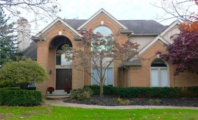 5035 Village Square Court, West Bloomfield Twp, MI 48322 (#218104679) :: RE/MAX Classic