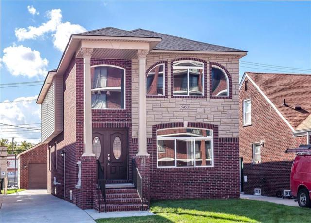 5453 Calhoun Street, Dearborn, MI 48126 (#218105394) :: RE/MAX Classic
