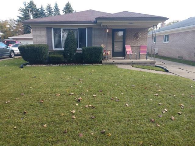 32886 Bennington Avenue, Warren, MI 48093 (#218105561) :: The Buckley Jolley Real Estate Team