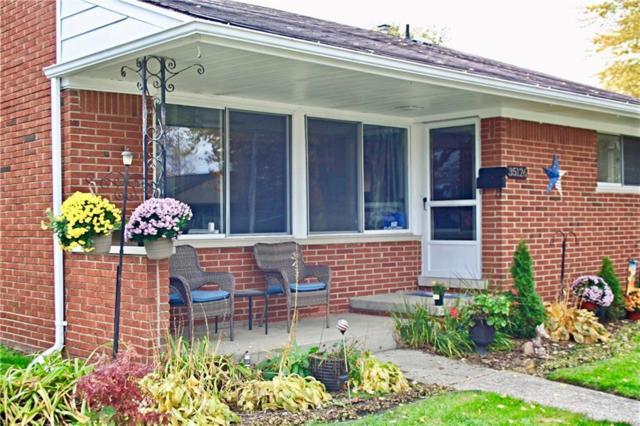 35126 Weideman Street, Clinton Twp, MI 48035 (#218105660) :: RE/MAX Classic