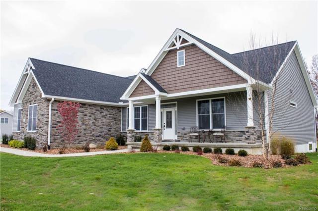 155 Chestnut Creek Drive, Marion Twp, MI 48844 (#218106052) :: The Buckley Jolley Real Estate Team