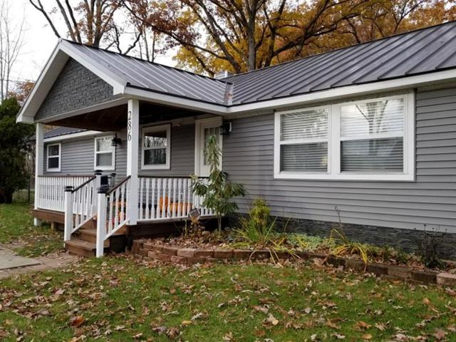 286 Indian Trail, Deerfield Twp, MI 48421 (#218106448) :: The Mulvihill Group