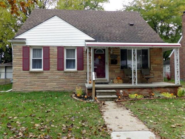 4184 Howard Street, Lincoln Park, MI 48146 (#218106677) :: RE/MAX Classic
