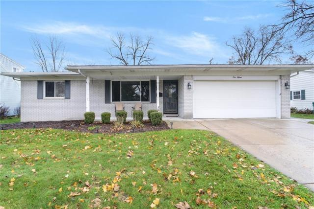 115 Browning Drive, Howell, MI 48843 (#218108340) :: KNE Realty 360