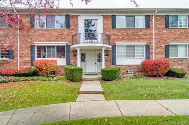 1733 Huntingwood Lane, Bloomfield Hills, MI 48304 (#218109142) :: RE/MAX Classic