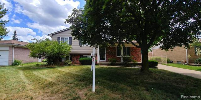 11838 Ontario Drive, Sterling Heights, MI 48313 (#218109192) :: RE/MAX Classic