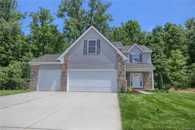 2191 Arbor Creek Drive Drive, Frenchtown Twp, MI 48162 (MLS #218109450) :: The Toth Team