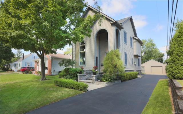 912 W 3RD Street, Rochester, MI 48307 (#218110078) :: The Buckley Jolley Real Estate Team