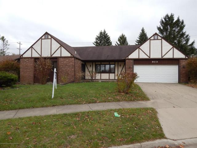 913 Whittier Drive, East Lansing, MI 48823 (#630000232052) :: RE/MAX Vision
