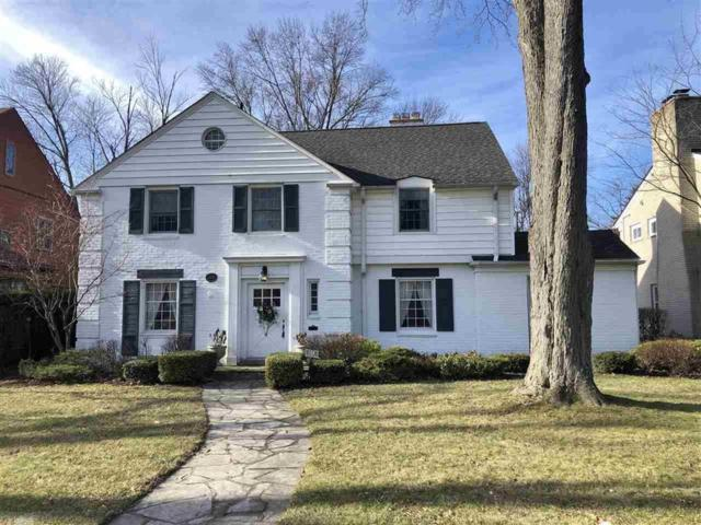 158 S Wilson, Mount Clemens, MI 48043 (#58031365684) :: The Alex Nugent Team | Real Estate One