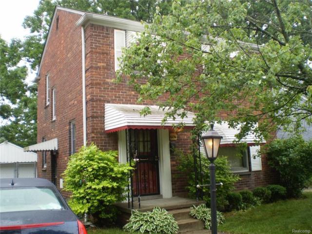 6134 Bluehill Street, Detroit, MI 48224 (#218113593) :: The Buckley Jolley Real Estate Team
