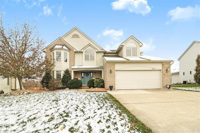 3432 Tiger Lily Drive, Pittsfield Twp, MI 48103 (#543261768) :: Duneske Real Estate Advisors