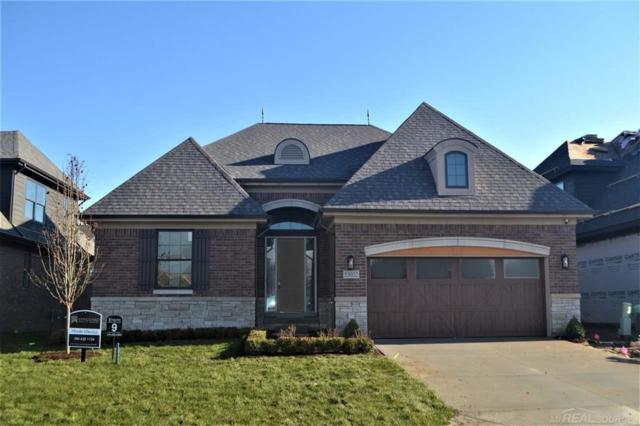 53032 Enclave Circle, Shelby Twp, MI 48315 (MLS #58031366282) :: The Toth Team
