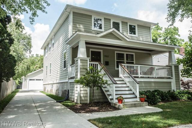 902 Cherokee Avenue, Royal Oak, MI 48067 (#218115274) :: RE/MAX Nexus