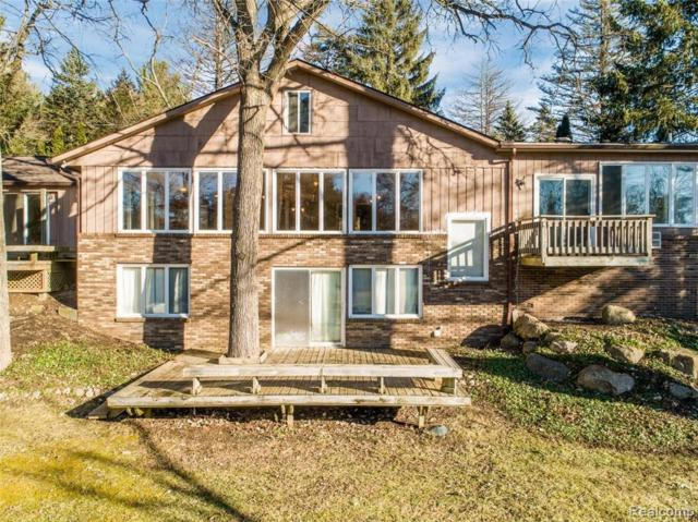 3317 Paint Creek Drive, Oakland Twp, MI 48363 (#218115511) :: The Alex Nugent Team | Real Estate One