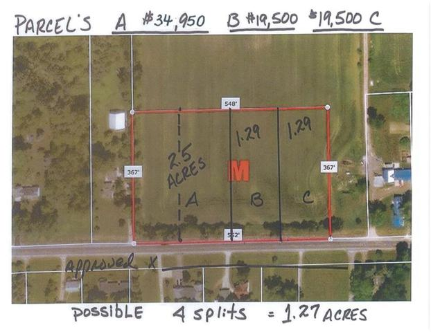 0 E Coldwater Parcel A Road, Richfield Twp, MI 48423 (#218117304) :: RE/MAX Nexus