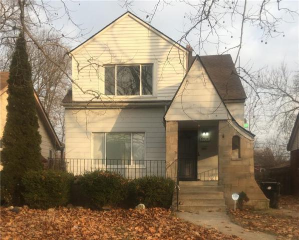 9934 Ward Street, Detroit, MI 48227 (MLS #218117612) :: The Toth Team