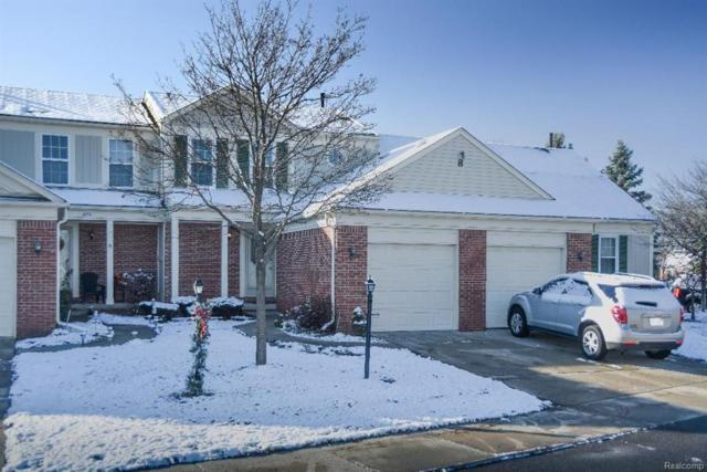 1683 Christopher Drive, Canton Twp, MI 48188 (#218117792) :: The Buckley Jolley Real Estate Team