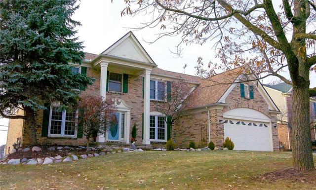 1731 Hillcrest Drive, Rochester Hills, MI 48306 (#218118014) :: RE/MAX Classic