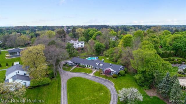 100 Linda Lane, Bloomfield Hills, MI 48304 (#218119335) :: RE/MAX Classic