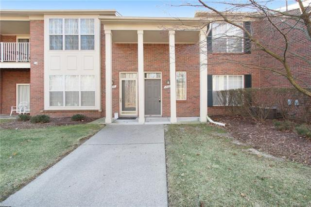13335 Forest Ridge Blvd #14, Sterling Heights, MI 48313 (#218119462) :: The Buckley Jolley Real Estate Team