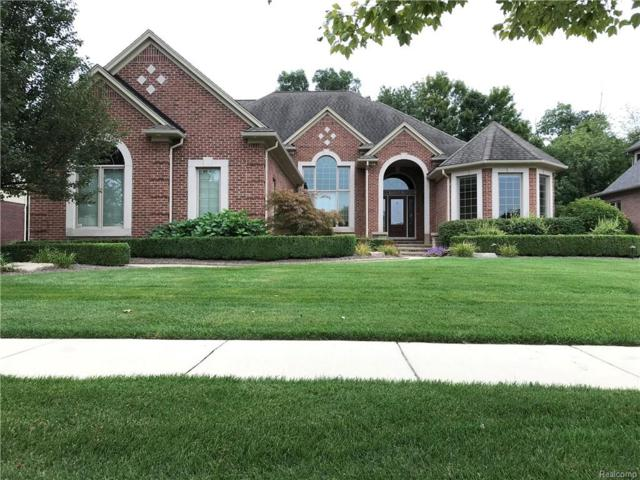 1526 Clear Creek Drive, Rochester Hills, MI 48306 (#219000602) :: RE/MAX Nexus