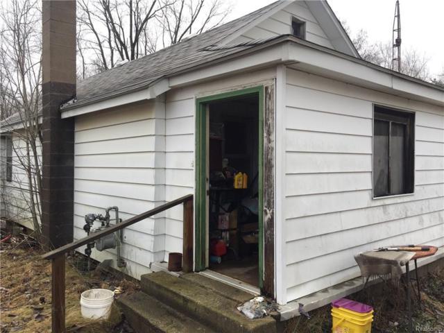 6840 N Mi State Road 52, Sylvan Twp, MI 48118 (#219000847) :: The Buckley Jolley Real Estate Team