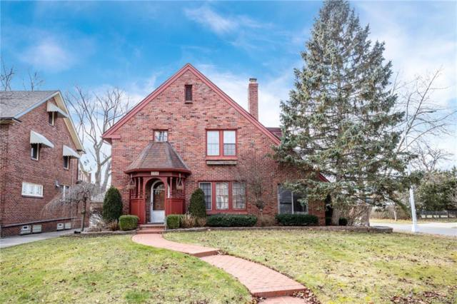 1265 Bedford Road, Grosse Pointe Park, MI 48230 (#219003253) :: RE/MAX Classic