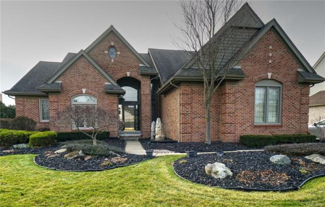 45475 Glengarry Boulevard, Canton Twp, MI 48188 (#219003328) :: Duneske Real Estate Advisors