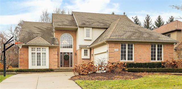 18009 Cascade Drive, Northville Twp, MI 48168 (#219003496) :: Duneske Real Estate Advisors