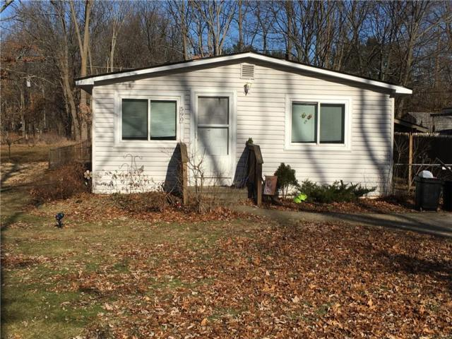 590 Snyder Road, Highland Twp, MI 48357 (#219003535) :: RE/MAX Classic