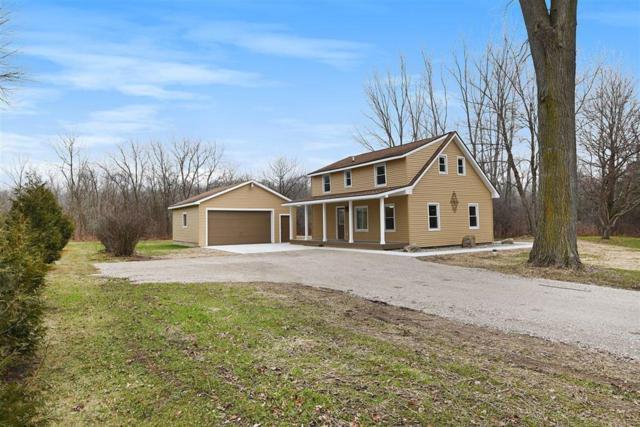 9149 N Seymour, Montrose Twp, MI 48433 (#50100005233) :: The Buckley Jolley Real Estate Team