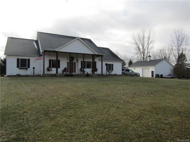11089 Mohrle Road, Conway Twp, MI 48892 (#219005712) :: The Buckley Jolley Real Estate Team