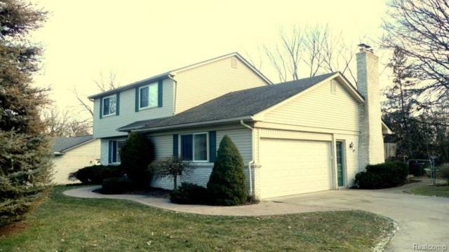 2055 Chalet Drive, Rochester Hills, MI 48309 (#219006162) :: The Alex Nugent Team | Real Estate One