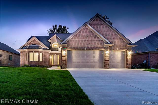246 Lacewood Drive, Frenchtown Twp, MI 48162 (#219006891) :: Duneske Real Estate Advisors